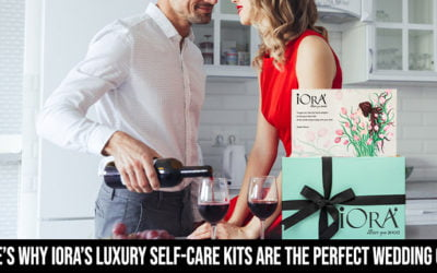 Here's why iORA's luxury self-care kits are the perfect wedding gift!